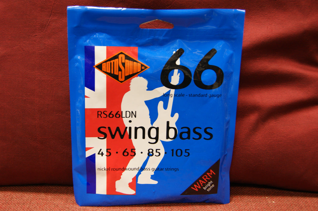 Rotosound RS 66LDN nickel bass strings 45-105