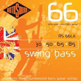 Rotosound RS 66LA swing bass guitar strings 30-80 extra light
