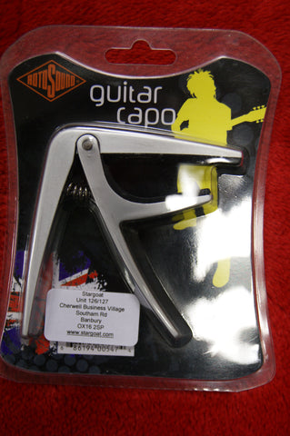 Rotosound AC01 quick and easy sprung capo