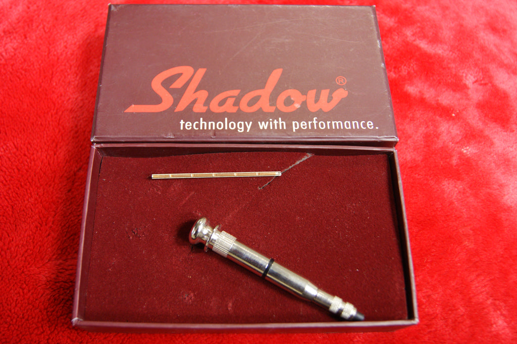 Shadow SH1110 undersaddle pickup for guitar
