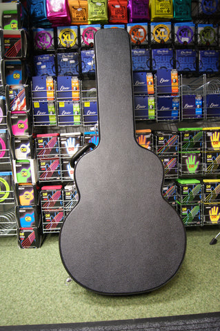 Guitar case by TGI for super jumbo acoustic guitar hard shell style