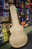 Turner luxury snakeskin effect guitar case for jumbo acoustic