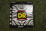 DR ZEH9 Zebra acoustic/electric guitar strings 9-46