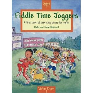 Fiddle Time Joggers book & CD