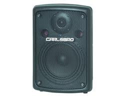 Carlsbro Gamma 8/150 active 150w rms  speakers (pair)