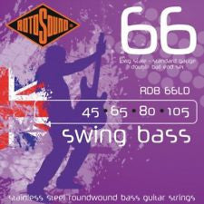 Rotosound RDB 66LC swing bass double ball end string set 40-95