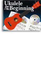 Ukulele From The Beginning book & CD