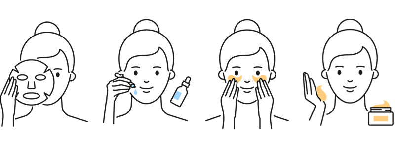 korean skin care routine step5-9