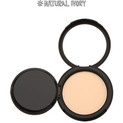 3 CONCEPT EYES Face Powder NATURAL IVORY 3CE SLIM FIT POWDER PACT SPF22 PA++ - KollectionK