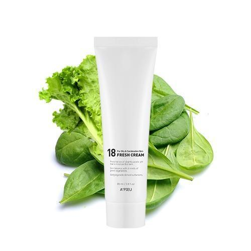 A'PIEU Face Cream A'PIEU 18 Fresh Cream - KollectionK