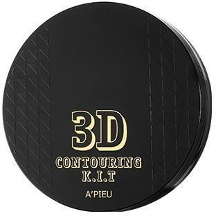 A'PIEU Bronzer #1 Natural Warm A'PIEU 3D Contouring Kit - KollectionK