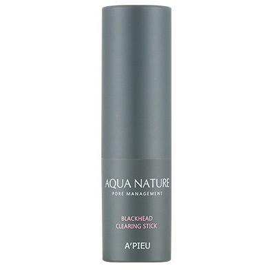 A'PIEU Facial Cleanser A'PIEU Aqua Nature Sebum Control Blackhead Clearing Stick - KollectionK