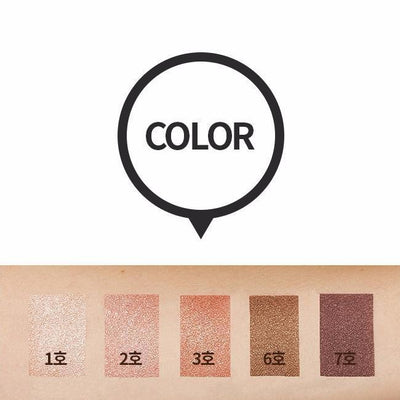 A'PIEU Eyeshadow #6_Soft bronze A'PIEU Creamy Butter Shadow New Colors - KollectionK