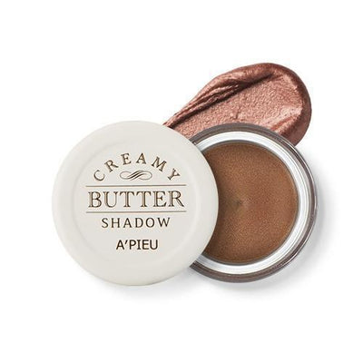 A'PIEU Eyeshadow #7_Berry crumble A'PIEU Creamy Butter Shadow New Colors - KollectionK