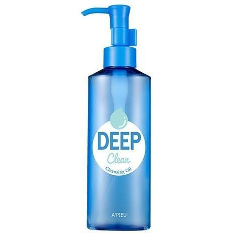 A'PIEU Makeup Remover A'PIEU Deep Clean cleansing Oil - KollectionK