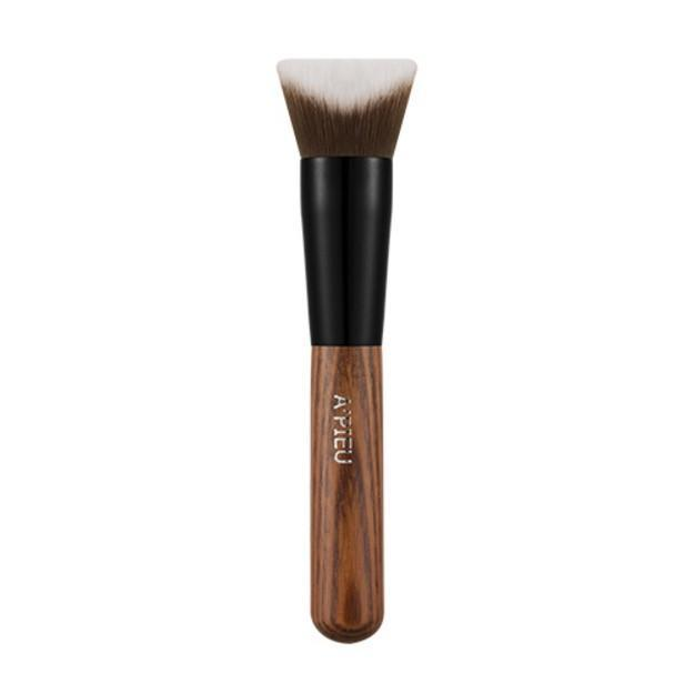 A'PIEU Makeup Brush A'PIEU Edge-Cut Foundation Brush - KollectionK