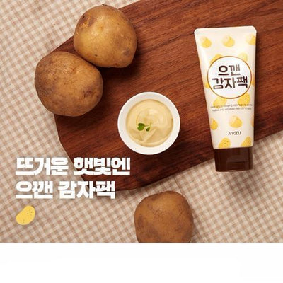 A'PIEU Face Mask A'PIEU Meshed Potato Pack - KollectionK