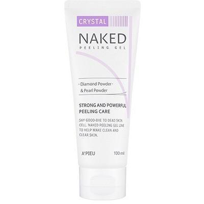 A'PIEU Facial Cleanser A'PIEU Naked Peeling Gel -CRYSTAL- - KollectionK