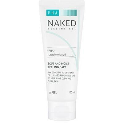 A'PIEU Facial Cleanser A'PIEU Naked Peeling Gel -PHA- - KollectionK