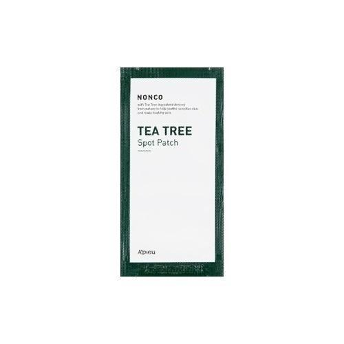 A'PIEU Sheet Mask spot patch A'PIEU NonCo Tea Tree Spot Patch - KollectionK