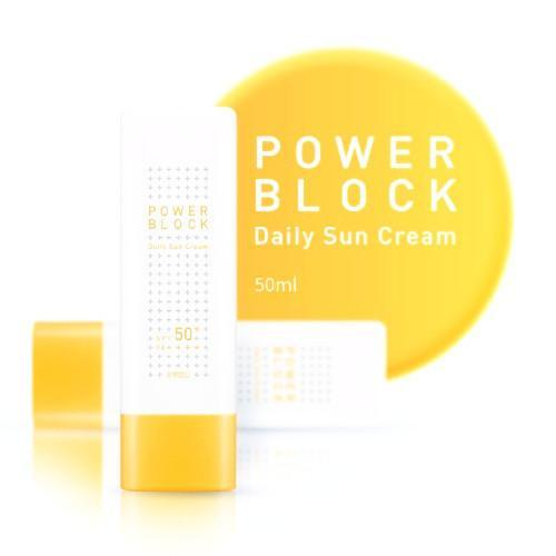 A'PIEU Sunscreen A'PIEU Power Block Daily Sun Cream SPF50+ PA++++ - KollectionK