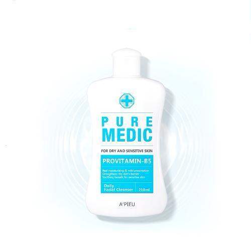A'PIEU Facial Cleanser A'PIEU Pure Medic Daily Facial Cleanser - KollectionK