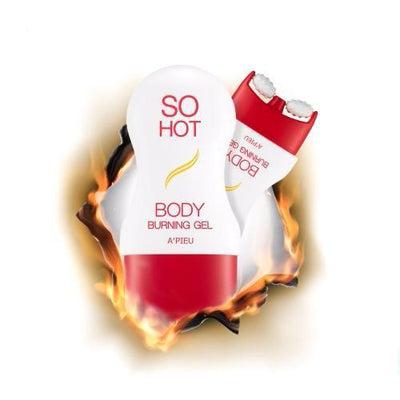 A'PIEU Body Lotion A'PIEU So Hot Body Burning Gel - KollectionK