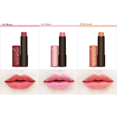 ARITAUM Lip Stain #1-Rose ARITAUM, Ginger Sugar Tint Lip Balm - KollectionK