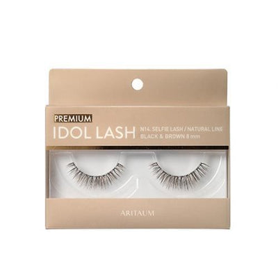 ARITAUM False Eyelashes No.1 ARITAUM Idol Lash False Eyelashes - KollectionK