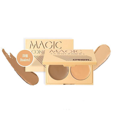 ARITAUM Bronzer No.1_Deep Brown ARITAUM Magic Contouring Cream - KollectionK