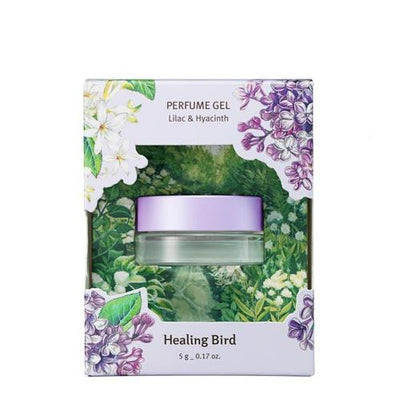 CLIO Perfume No.02 Lilac and Hyacinth Scents CLIO Healing Bird Perfum Gel - KollectionK