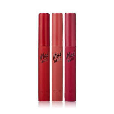 CLIO Lip Stain No.1 NATALIE RED CLIO Mad Matte Tint - KollectionK