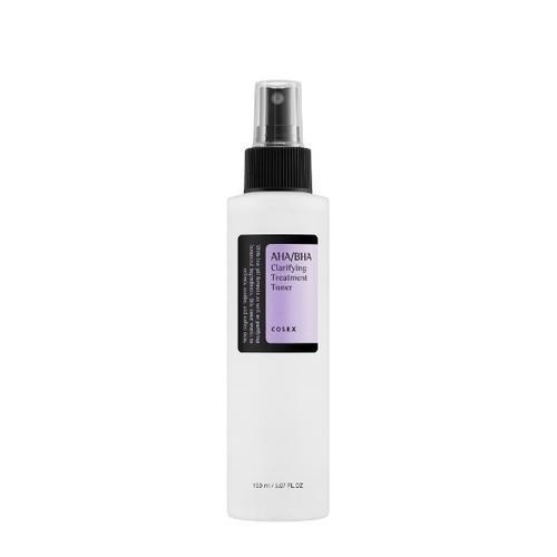 COSRX Skin Toner COSRX AHA/BHA Clarifying Treatment Toner - KollectionK