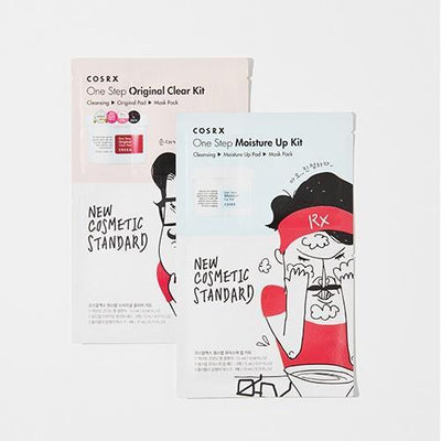 COSRX Sheet Mask COSRX One Step Moisture Up Kit - KollectionK