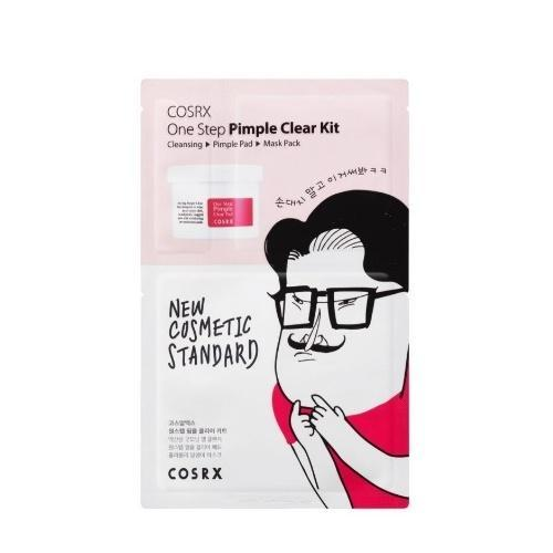 COSRX Sheet Mask COSRX One Step Original Clear Kit - KollectionK