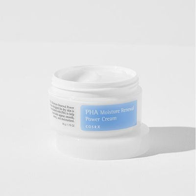COSRX Face Cream COSRX PHA Moisture Renewal Power Cream - KollectionK