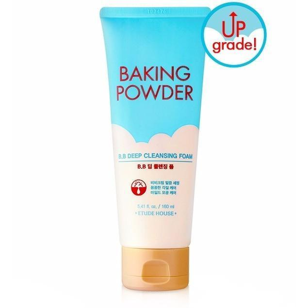 ETUDE HOUSE Facial Cleanser - ETUDE Baking Powder BB Deep Cleansing Foam - KollectionK