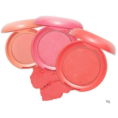 ETUDE HOUSE Blush #1-RD301 ETUDE Berry Delicious Cream Blusher - KollectionK