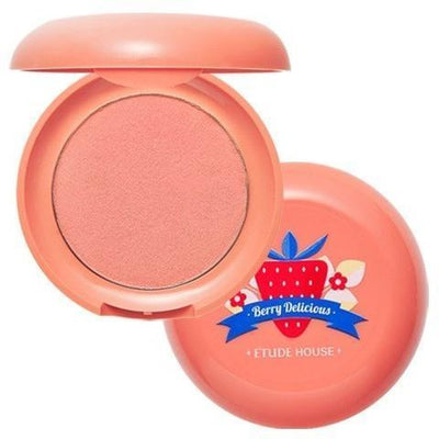 ETUDE HOUSE Blush #3-OR201 ETUDE Berry Delicious Cream Blusher - KollectionK
