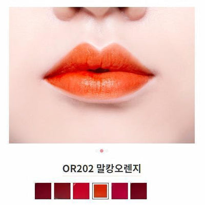 ETUDE HOUSE Lip Stain OR202 ETUDE Color in Liquid Lips Mousse - KollectionK