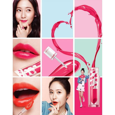 ETUDE HOUSE Lip Gloss OR201 ETUDE Color In Liquid Lips - KollectionK