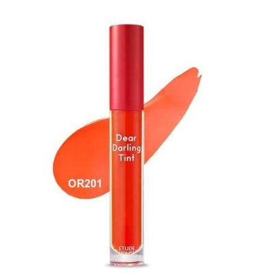 ETUDE HOUSE Lip Stain OR201 ETUDE Dear Darling Tint AD Lip Tint New version! - KollectionK