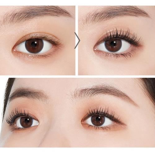 ETUDE HOUSE Mascara No.1 Black x Black ETUDE Dual Wide Eyes Mascara - KollectionK