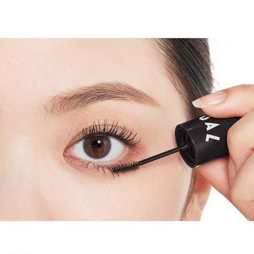 ETUDE HOUSE Mascara No.1 Black x Black ETUDE Dual Wide Eyes Mascara
