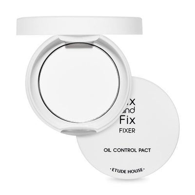 ETUDE HOUSE Face Powder ETUDE Fix and Fix Oil Control Pact - KollectionK