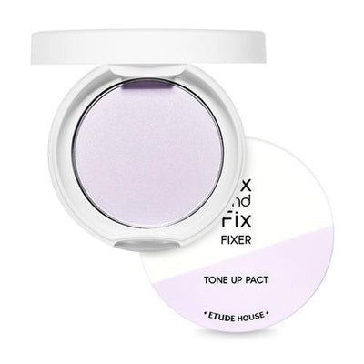 ETUDE HOUSE Face Powder LAVENDER ETUDE Fix and Fix Tone Up Pact - KollectionK