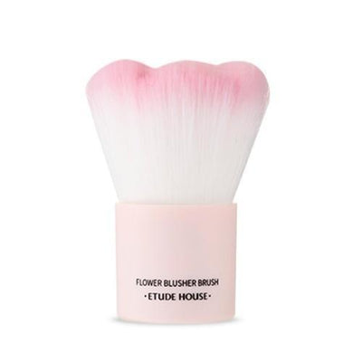 ETUDE HOUSE Makeup Brush PINK ETUDE Flower Pattern Blusher Brush - KollectionK