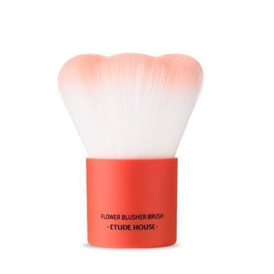 ETUDE HOUSE Makeup Brush RED ETUDE Flower Pattern Blusher Brush - KollectionK