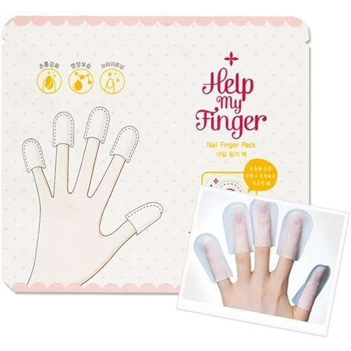 ETUDE HOUSE Nail Treatment nail sheets pack ETUDE Help My Finger Nail Finger Pack - KollectionK