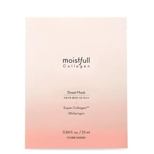 ETUDE HOUSE Sheet Mask moistfull ETUDE HOUSE Moistfull Collagen Mask Sheet - KollectionK